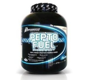 Pepto Fuel Whey 100% Hidrolisado 2,276kg - Performance Nutrition