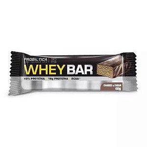 Whey Bar 40g - Probiótica