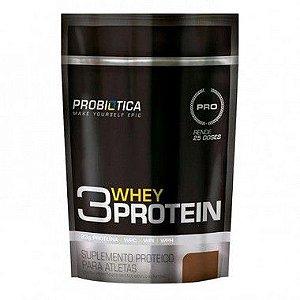3 Whey Protein 825g Refil - Probiótica