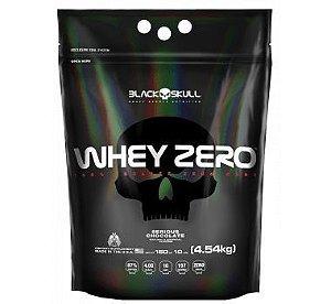 Whey Zero 4,54kg - Black Skull