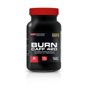 Burn Caff 420 60 Cápsulas - BodyBuilders
