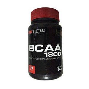 BCAA 1800 120 Cápsulas - BodyBuilders