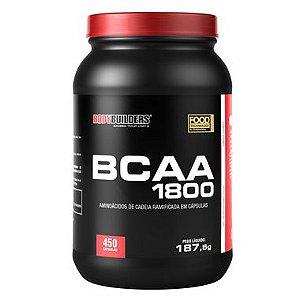 BCAA 1800 450 Cápsulas - BodyBuilders