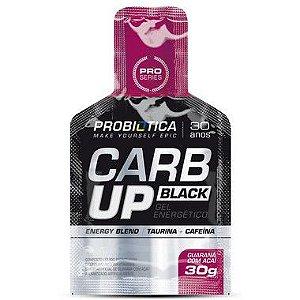 Carb Up Black Gel  30g - Probiótica