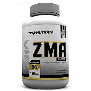 ZMA Factor 120 Cápsulas - Nutrata