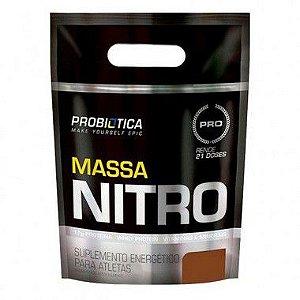 Massa Nitro Refil 2,520kg - Probiótica