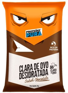 Albumina Pura 1kg - Proteína Pura
