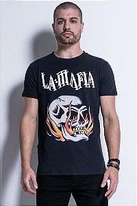 Camiseta Lamafia Tattoo Wear