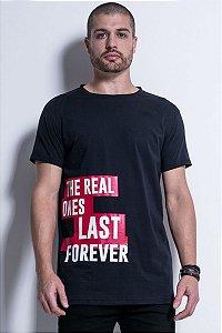 Camiseta Lamafia Street Real Last Forever