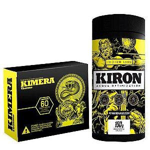 Combo Termogênico Kimera + Kiron Diurético - Iridium Labs