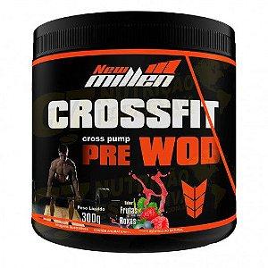 Pre Wod Crossfit 300g - New Millen