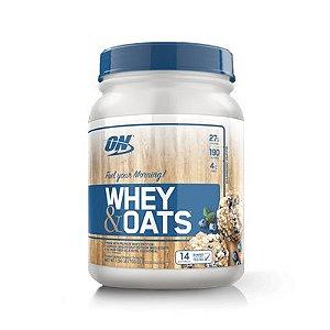 Whey & Oats 700g - Optimum Nutrition