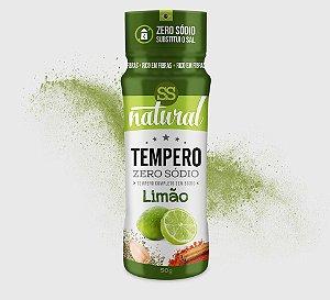 Tempero Zero Sodio Sabor Limão 50g - SS Natural