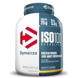 ISO 100 - 100% Hydrolyzed 5lb/2,258kg - Dymatize Nutrition