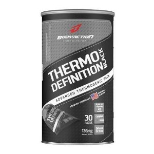 Thermo Definition Black 30 Packs - Body Action
