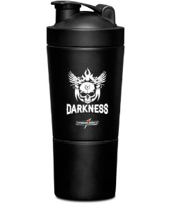 Coqueteleira Alumínio Darkness 2 Doses