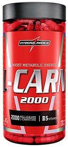 L-Carn 2000 120 Cápsulas Integralmedca