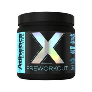 X Pre-Workout 450g Atlhetica Nutrition