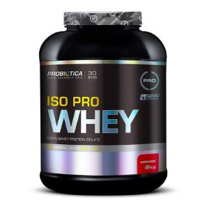 Iso Pro Whey Protein 2kg Probiótica