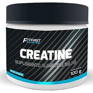 Creatina 100g FitFast Nutrition