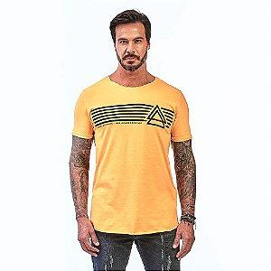 Camiseta La Mafia Racer Yellow