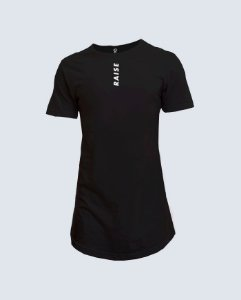 Camiseta Oversized Dominate Preta