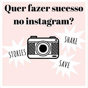 Workshop Online Sobre o Uso do Instagram para Organizers - Transmitido por Grupo Fechado de Facebook