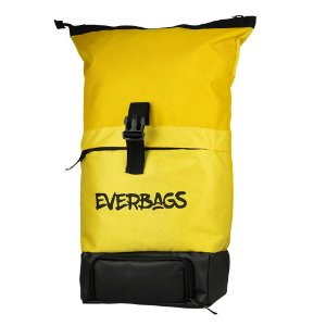 Mochila Térmica Fitness Big Bag Amarelo Everbags