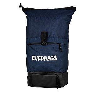 Mochila Térmica Fitness Big Bag Azul Everbags
