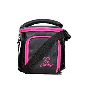Bolsa Térmica Compacta Black Rosa Style