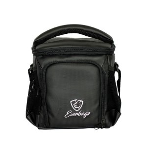 Bolsa Térmica Compacta Black White Automotiva