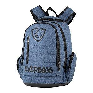 Mochila Trip Azul Everbags
