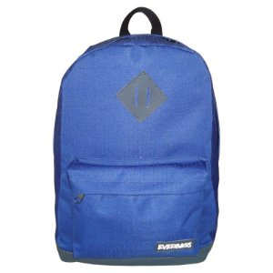 Mochila School Azul Everbags