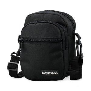 Shoulder Bag Black Mini