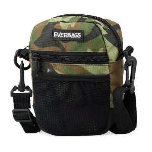 Shoulder Bag Camuflada Mini Redinha Everbags