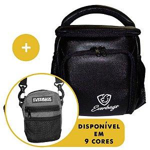 Kit Térmica Compacta Black Style  + Shoulder Bag