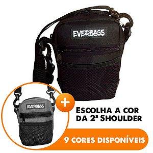 Shoulder Bag Black - Escolha A segunda Shoulder bag