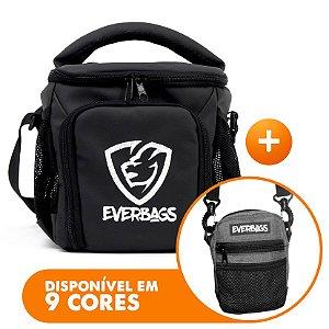 Bolsa Térmica Compacta Black + Shoulder Bag