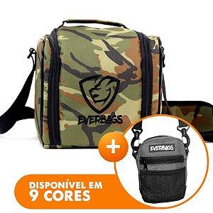 Bolsa Térmica Basic Camuflada + Shoulder Bag
