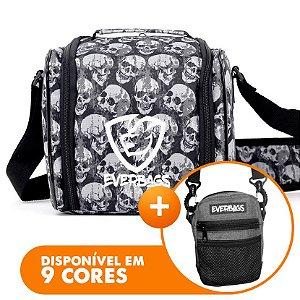 Bolsa Térmica Basic Caveira + Shoulder Bag