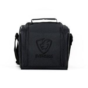 Bolsa Basic Black Luxo Everbags