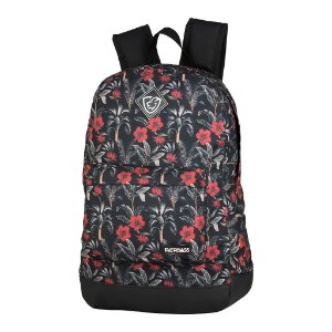 Mochila School Floral Everbags