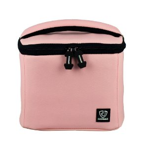 Bolsa Térmica Fitness Lancheira Lunch Bag Rosa Everbags
