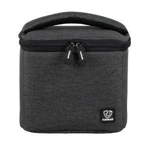Bolsa Térmica Fitness Lancheira Lunch Bag Chumbo Everbags