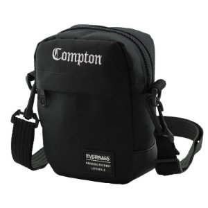 Shoulder Bag Necessaire Pochete Combate Preto Compton Everbags