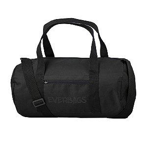 Mala de Treino Streetbag Black Luxo - Everbags