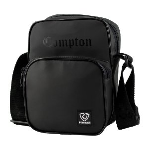 Shoulder Bag Compton Media Emborrachada