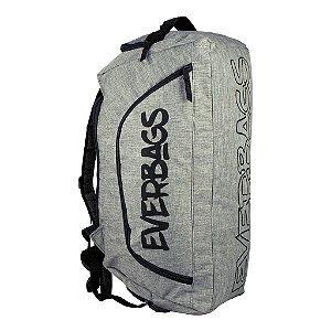 Mala Mochila Impact Bag Everbags Cinza