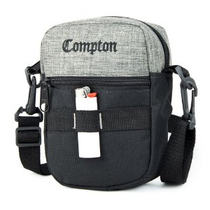 Shoulder Bag Compton Everbags Cinza