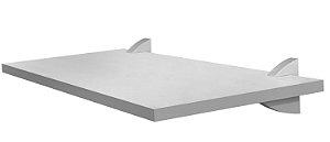 Prateleira Concept 25 X 40 com Suporte - Prat-K